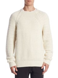 Vince Regular Fit Knit Sweater Beige