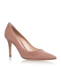Gianvito Rossi Bari Pointed Court Shoes Female Nude
