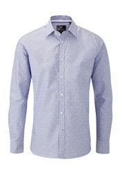 Skopes Men's Casual Party Shirts Blue