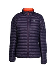 Haglofs Coats And Jackets Jackets Deep Purple
