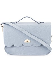 The Cambridge Satchel Company Scalloped Grey