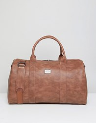 Peter Werth Verdon Vintage Holdall Brown