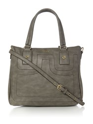 Ollie And Nic Cora Tote Bag Grey