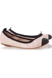 Bloch Luxury Two Tone Patent Leather Ballet Flats It40