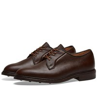 Tricker's Fenwick Derby Shoe Brown