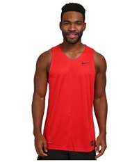 Nike Elite Tank University Red University Red University Red Black Men's Sleeveless