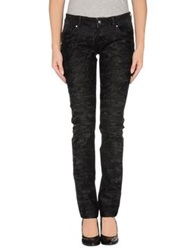 Liu Jeans Denim Pants Black