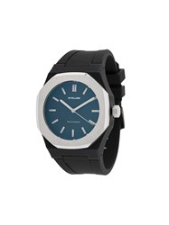 D1 Milano Polycarbon Watch Black