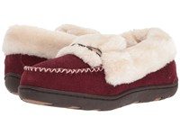Tempur Pedic Laurin Ruby Slippers Red