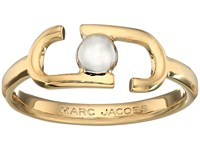 Marc Jacobs Icon Ring Gold Multi Ring