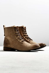 Shoe The Bear Walker Suede Boot Beige