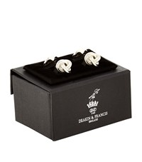 Deakin And Francis Knot Cufflinks Unisex