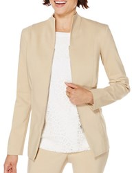 Rafaella Safri Long Sleeve Jacket Beige