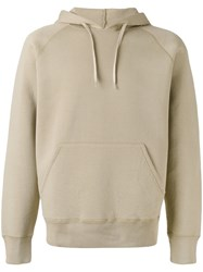 Our Legacy Single Hoodie Nude Neutrals