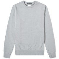 Ksubi Seeing Lines Crew Sweat Blue