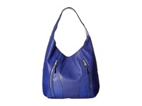 French Connection Ollie Hobo Monarch Blue Hobo Handbags