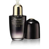 Shiseido Women's Future Solution Lx Replenishing Treatment Oil Silver