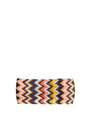 Missoni Mare Multicoloured Zigzag Headband Multi