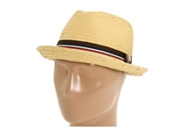 Brixton Castor Tan Straw Traditional Hats