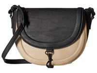 Rvca Vital Small Crossbody Taupe Cross Body Handbags