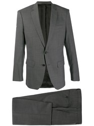 Hugo Boss Two Piece Formal Suit Grey