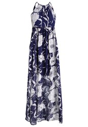 Anna Field Maxi Dress Peacoat Cloud Dancer Dark Blue