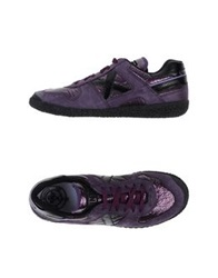 Munich Low Tops And Trainers Mauve