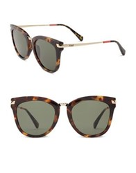 Toms 51Mm Butterfly Sunglasses Blonde