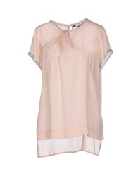 Cristinaeffe Collection Shirts Blouses Women Pink