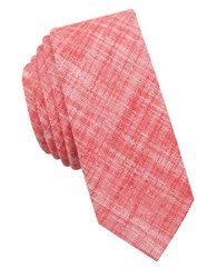Original Penguin Lynne Solid Tie Red