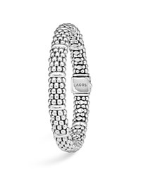 Lagos Rope Bracelet With Sterling Silver Dividers