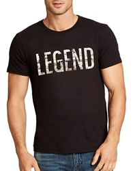 William Rast Foil Legend Tee