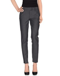 Seventy By Sergio Tegon Trousers Casual Trousers Women Steel Grey