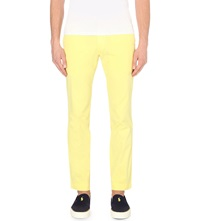 Ralph Lauren Newport Slim Fit Cotton Trousers Mai Tai