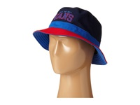 Vans Undertone Bucket Hat Classic Blue Peacoat Reinvent Red Bucket Caps