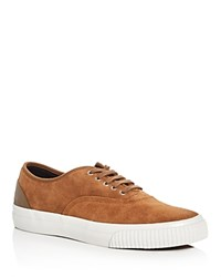 Fred Perry Barson Lace Up Sneakers Ginger