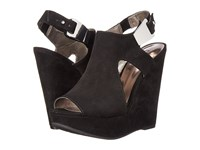 Carlos By Carlos Santana Malor Black 1 Women's Wedge Shoes