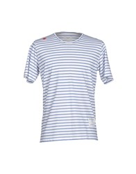 The Editor Topwear T Shirts Men White
