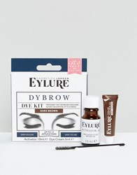 Eylure Pro Brow Dybrow Dark Brown