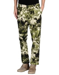 The Editor Casual Pants Green