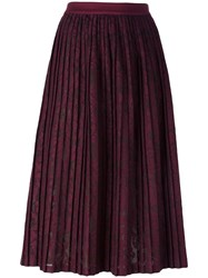 Roberto Collina Flared Skirt