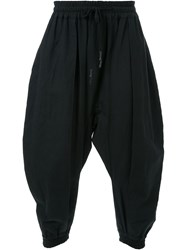 Strateas Carlucci Balloon Pants Black