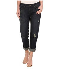 Level 99 Sienna Tomboy Fit In Arrow Arrow Women's Jeans Red