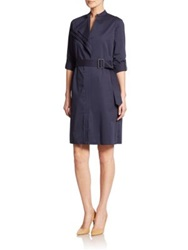 Raoul Spiga Shirtdress Midnight Blue