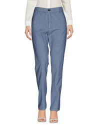 Local Apparel Casual Pants Blue