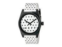 Neff Daily Wild Watch Polka White Watches
