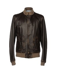 S.W.O.R.D. Jackets Cocoa