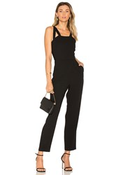 Bcbgeneration Cut Out Jumpsuit Black
