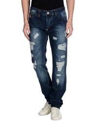 Philipp Plein Homme Denim Denim Trousers Men