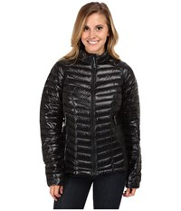 Mountain Hardwear Ghost Whisperer Down Jacket Black Women's Coat